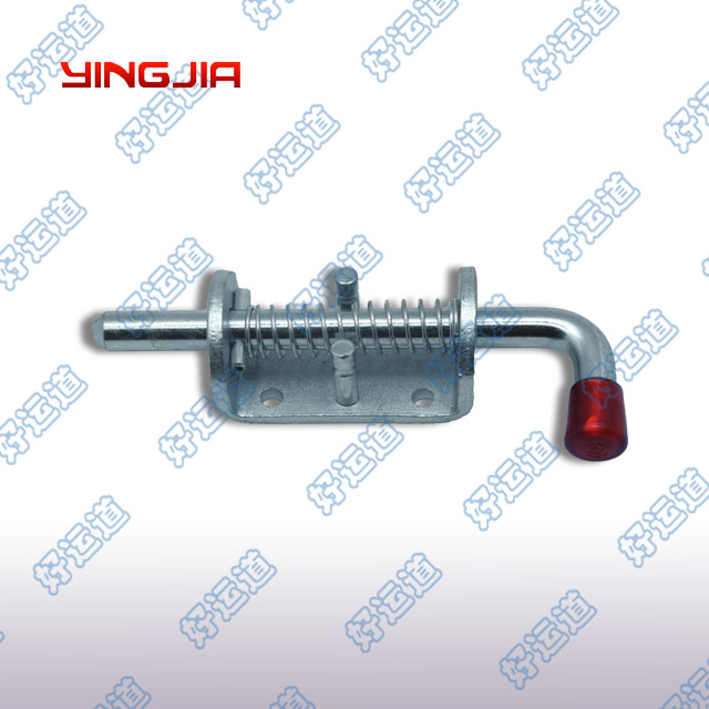 02413 Spring latches With Red Cap